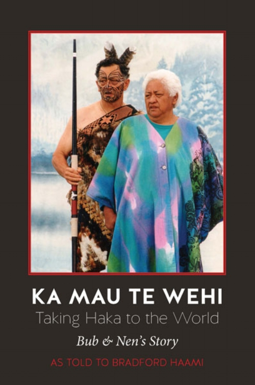 Ka Mau Te Wehi, Bradford Haami  Published by Ngapo and Pimia Wehi Whanau Trust  ISBN:978-0-473-23371-6   Ka Mau Te Wehi provides a unique insight through the biography of Bub and Nen into the development and promotion of kapa haka throughout NZ and in particular primary and secondary schools.