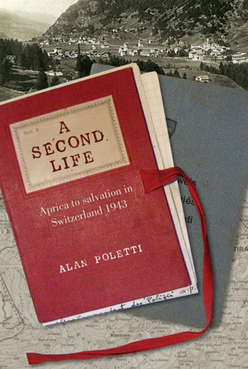 A Second Life, Alan Poletti  ISBN:978-0-473-19438-3  This book tells the story of more than 200 foreign Jews who had been in interned in the small Italian town of Aprica who fled successfully over the Italian-Swiss border.