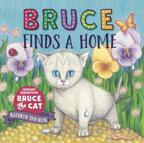 Bruce Finds A Home, Kathryn Van Beek