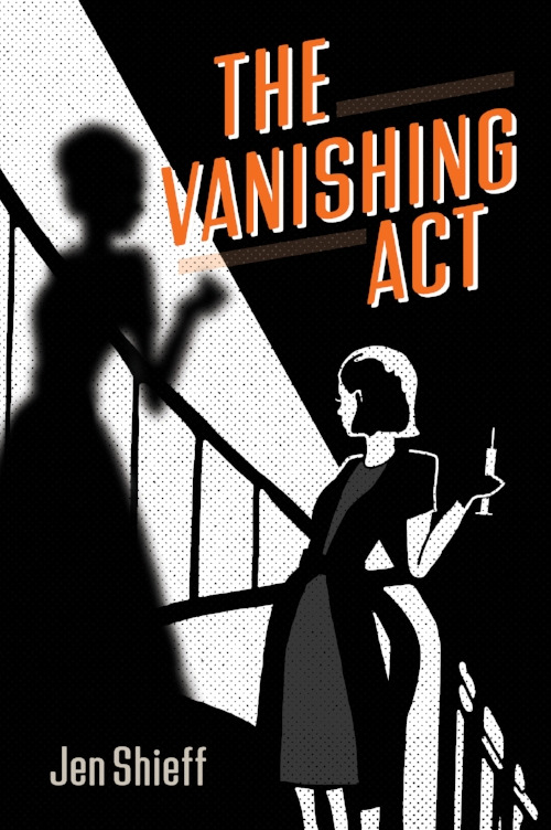 The Vanishing Act, Jen Shieff