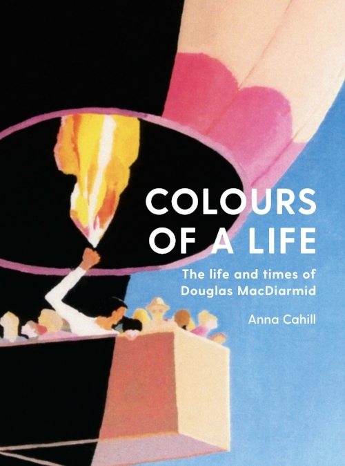 Colours of a Life, Anna Cahill