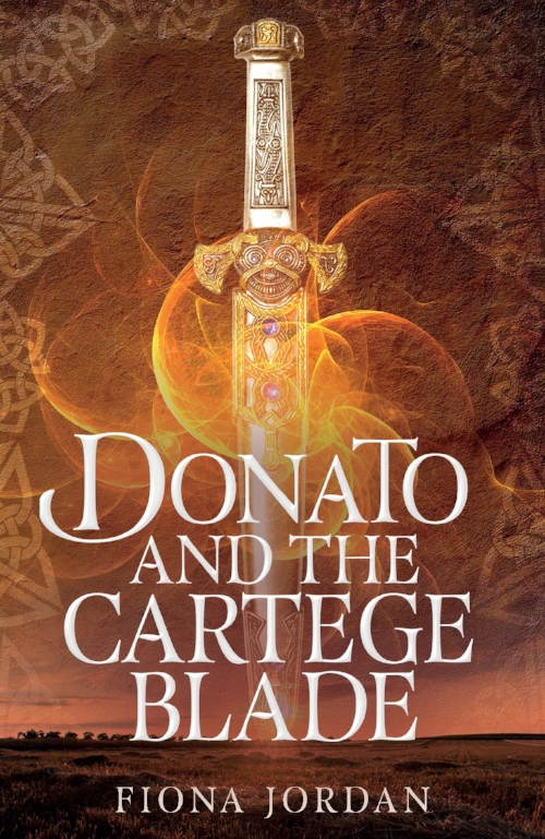 Donato and the Cartege Blade, Fiona Jordan