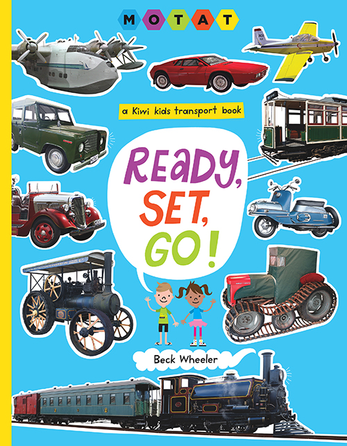 Ready, Set, Go!, Beck Wheeler
