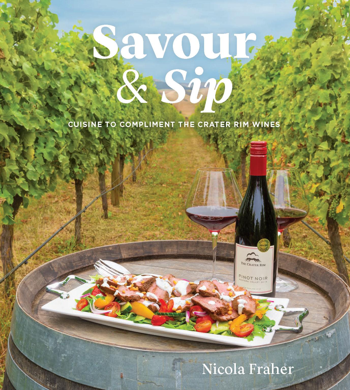 Savour & Sip, Nicola Fraher