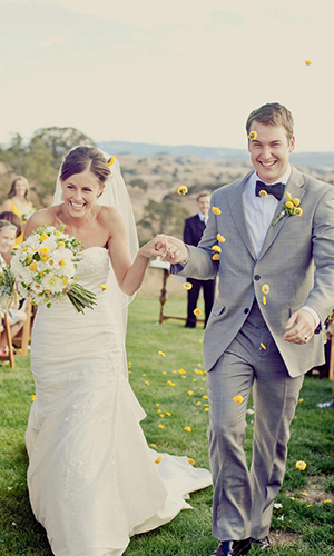 A Beautiful Gathering Erin and Allen