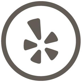 A Beautiful Gathering Blog Yelp Icon