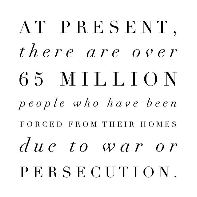 #refugeeswelcome 💛