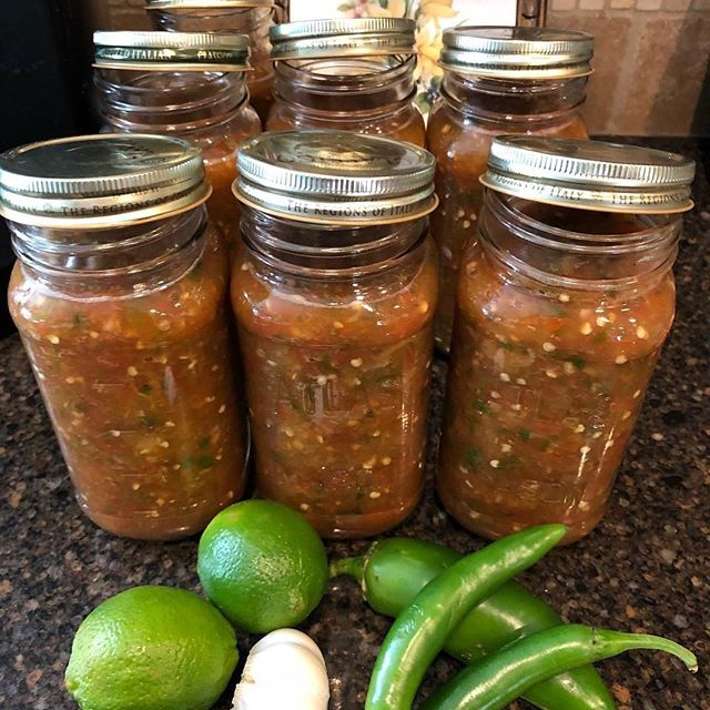 OUR GOAL IS 50!! We are taking orders for Pastor Larry Quilon's salsa. You may place your order through any CRC member. 16oz • $8. Orders ready on 9•9 & 9•15.