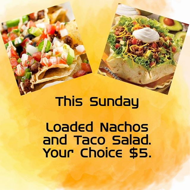 Who could resist a good nacho or taco salad, right? Also, it was a hit & sold out of the Ice Coffee & Floats, so we'll be doing it again this Sunday! Come support our CRC Ladies last fundraiser to get to Surrender To His Purpose.