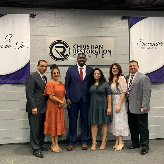 9•15•19 We were honored & blessed to initiate Bro. Ernest Woods into ministry. Deacon Ernest & Sis. Saraiah Woods, we pray for you both & the calling that the Lord has placed over your lives. Keep your hands on the plow!