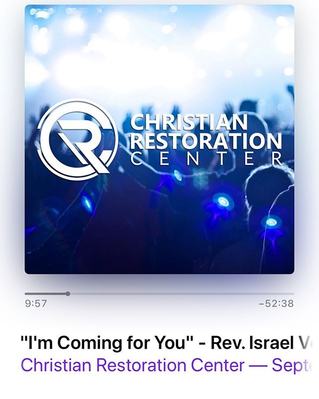 """Tune into our latest Sunday message """"I'm Coming For You"""" by Rev. Israel Verduzco.  Where are the true worshippers? It's time to let go of your hidden sin, it's time to let go of your hidden pain & worship in spirit & in truth. He's coming for you! #CRCSundayService #CRCPodcast #CRCSeasonToSurrender"""