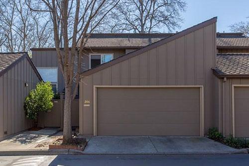206 Charter Oaks Circle, Los Gatos  3 bed • 2.5 bath • 1,574 sqft • represented buyer