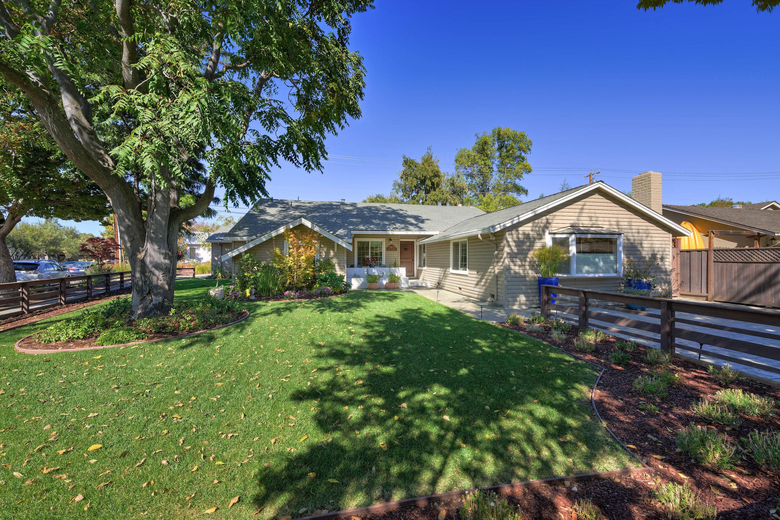 2473 Lost Oaks Drive, San Jose  4 bedrooms • 2 bathrooms • 1,880 sq ft interior