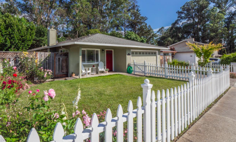 3130 Mulberry Dr, Soquel  3 bedrooms • 2 bathrooms • 1,349 sq. ft. • 7,187 sq. ft. lot • Represented buyer