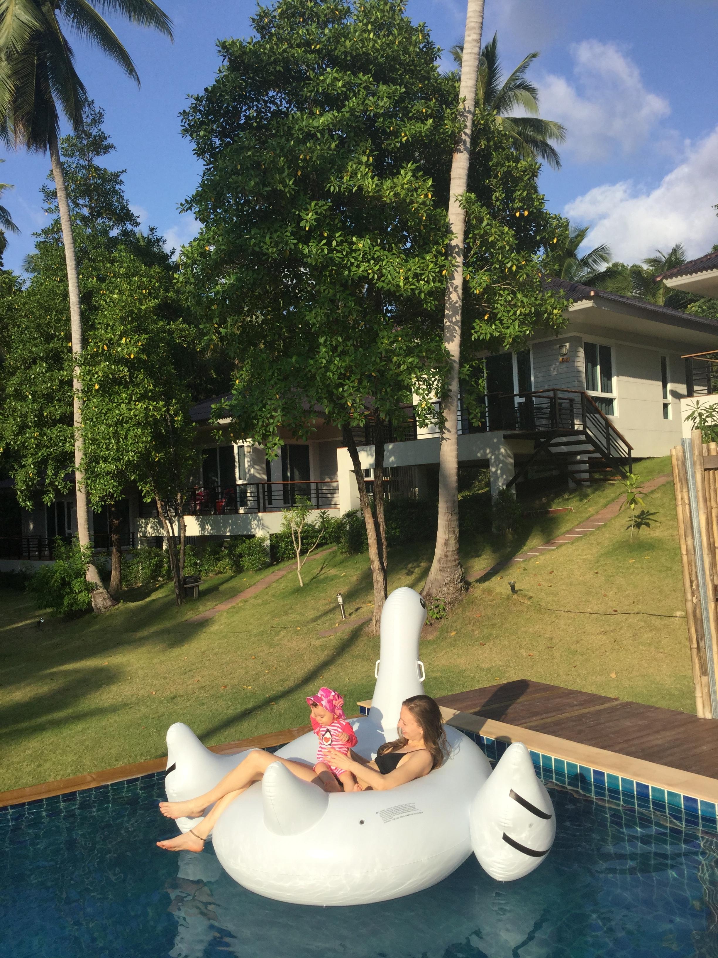 Enjoying the sun on Koh Phangan :)