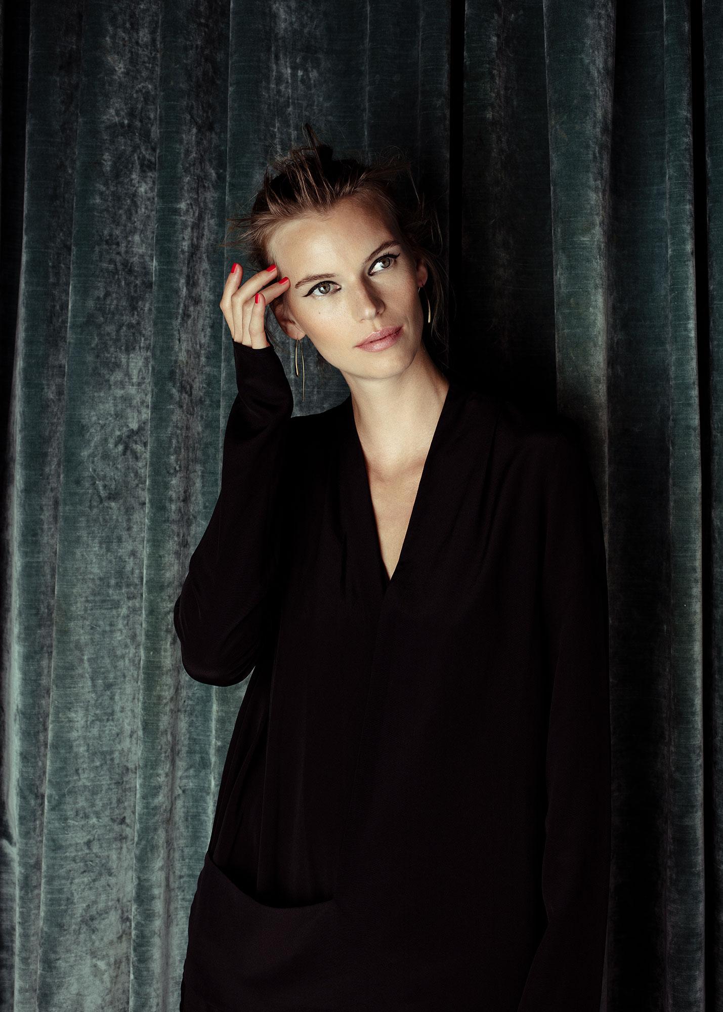 Donna Magazine  // easy glamour