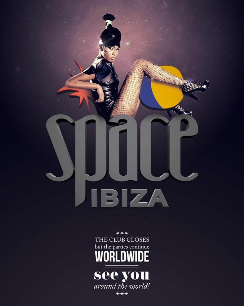 HIVEH; Space Ibiza; Andy Ricci
