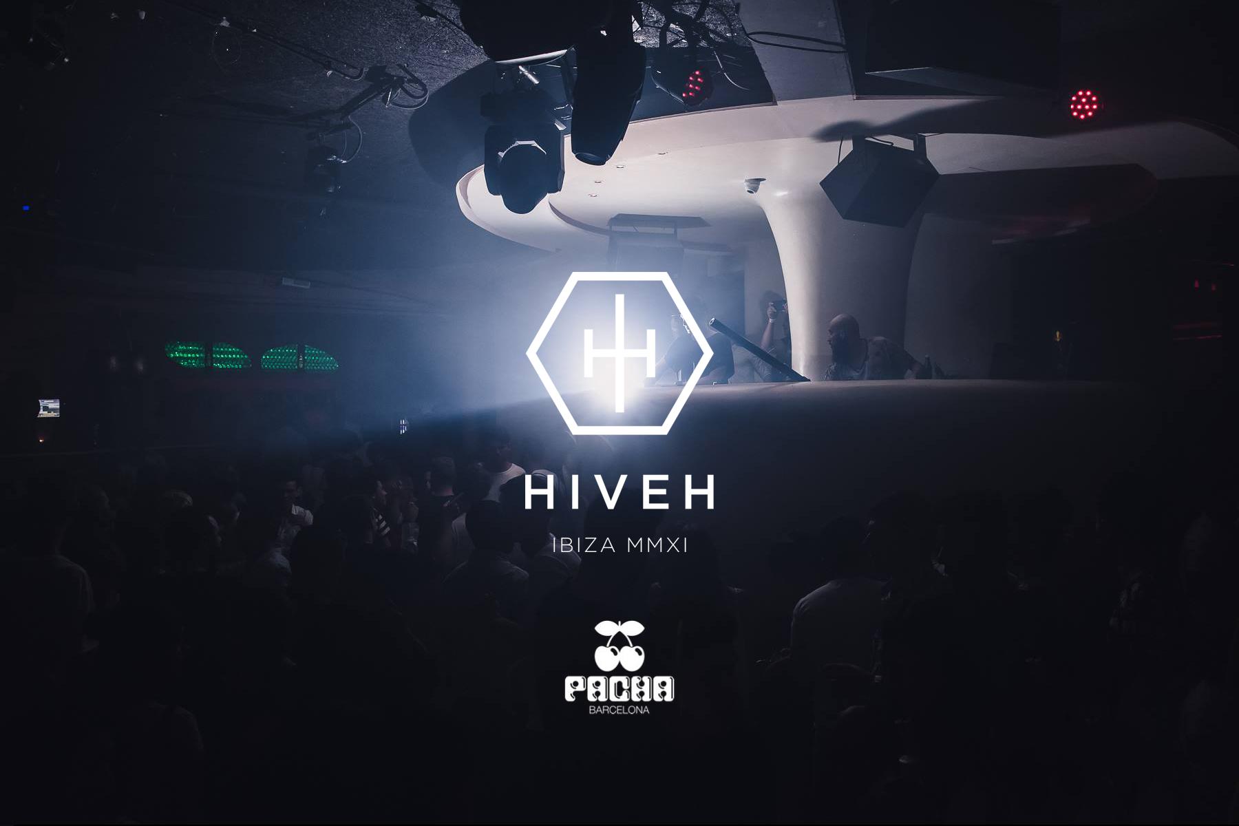 HIVEH; Ibiza Pacha; Andy Ricci