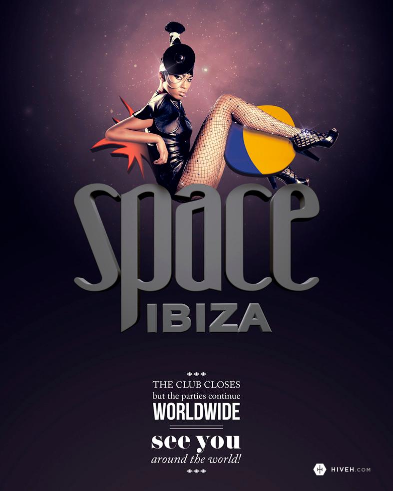 Space Ibiza by HIVEH