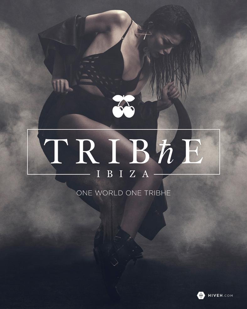 TRIBhE Ibiza by HIVEH
