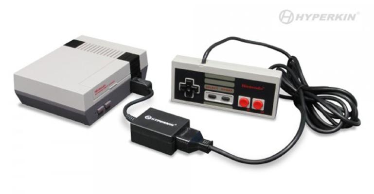 NES Controller to NES Classic Adapter - Hyperkin