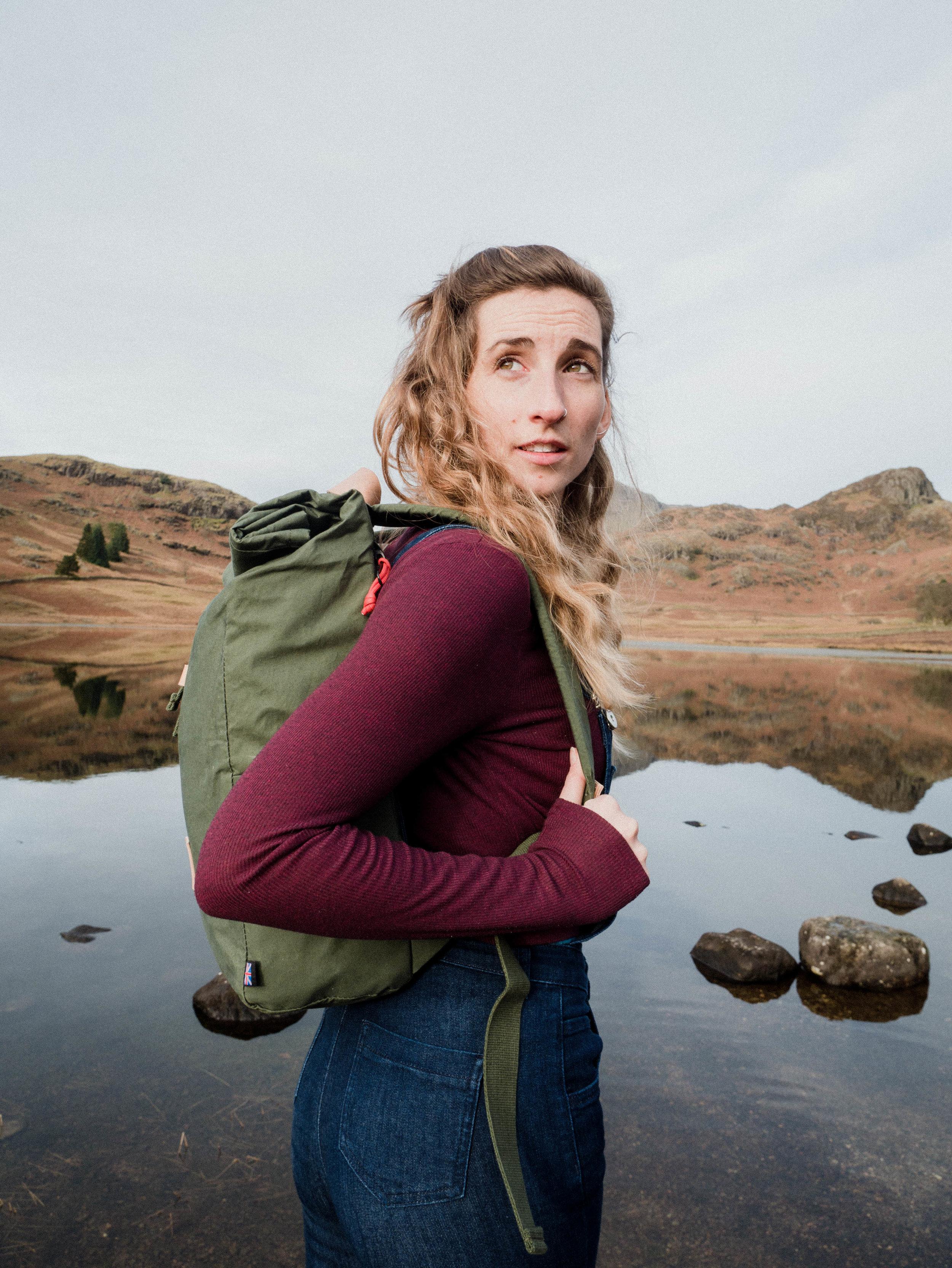 Winnats Roll Top Backpack Blea Tarn Lake District.jpg