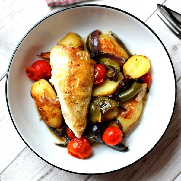 A showstopping tender chicken recipe - Lunch, Dinner