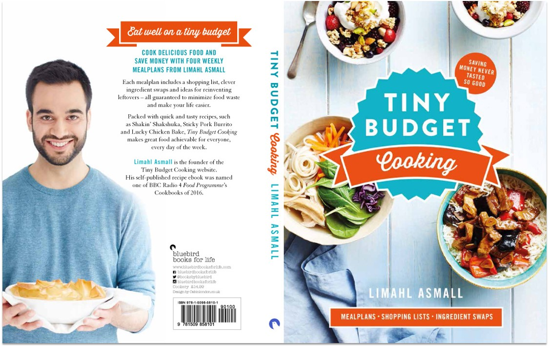 free cookbook  Eat Well for £18 00 /week (87p /meal) — Tiny