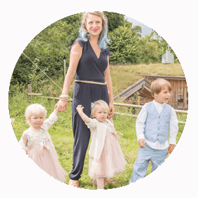 """Lindsay Berresford -Small Business Owner   """"As a busy mum with twin babies and a toddler, I know first-hand the importance of being able to cook enticing healthy meals on a budget. I'm really excited about a cookbook that can help me do that. I feel passionately that everyone should have this information."""""""