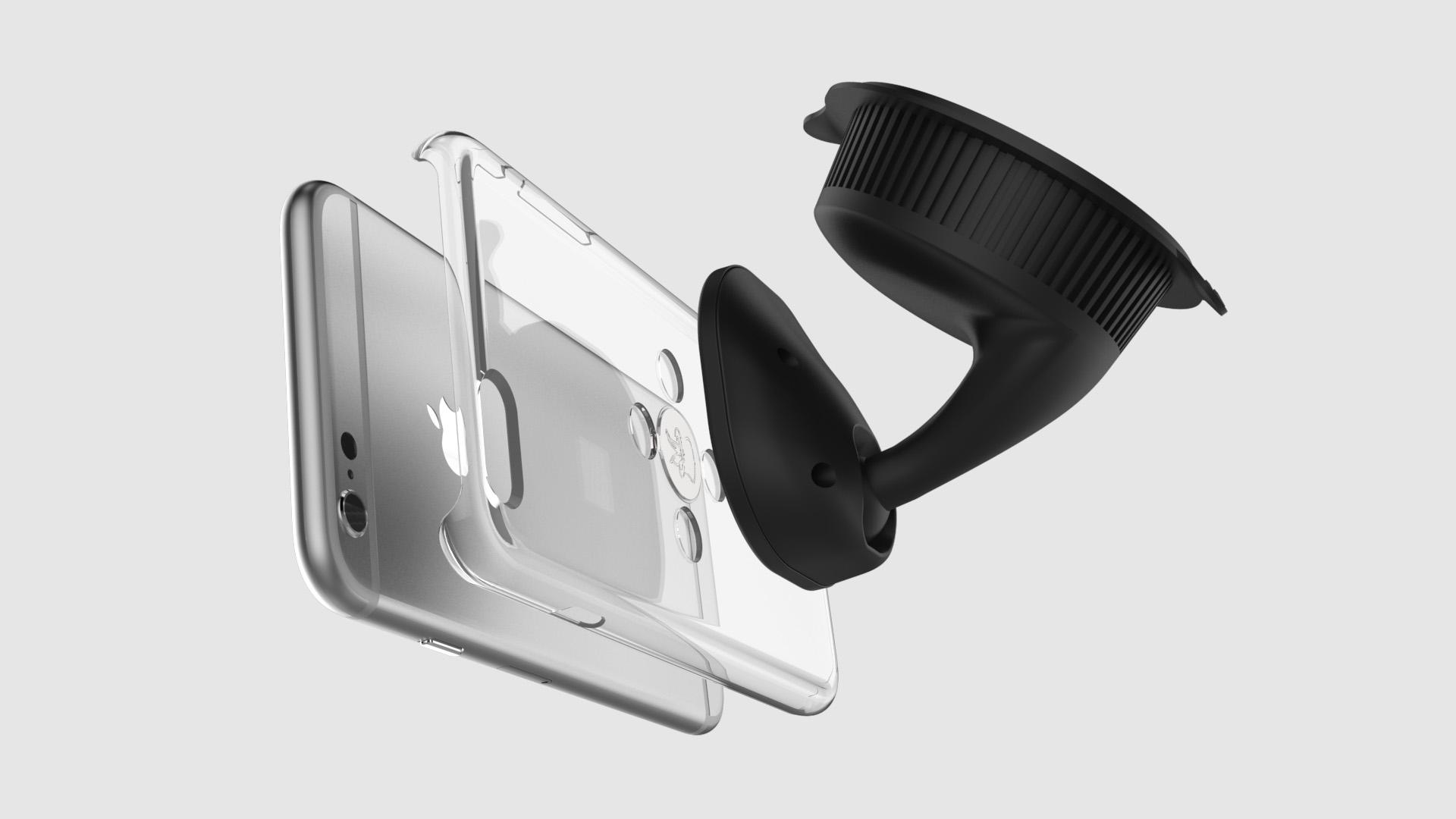 Bisigned Safety Lens Product Visualization