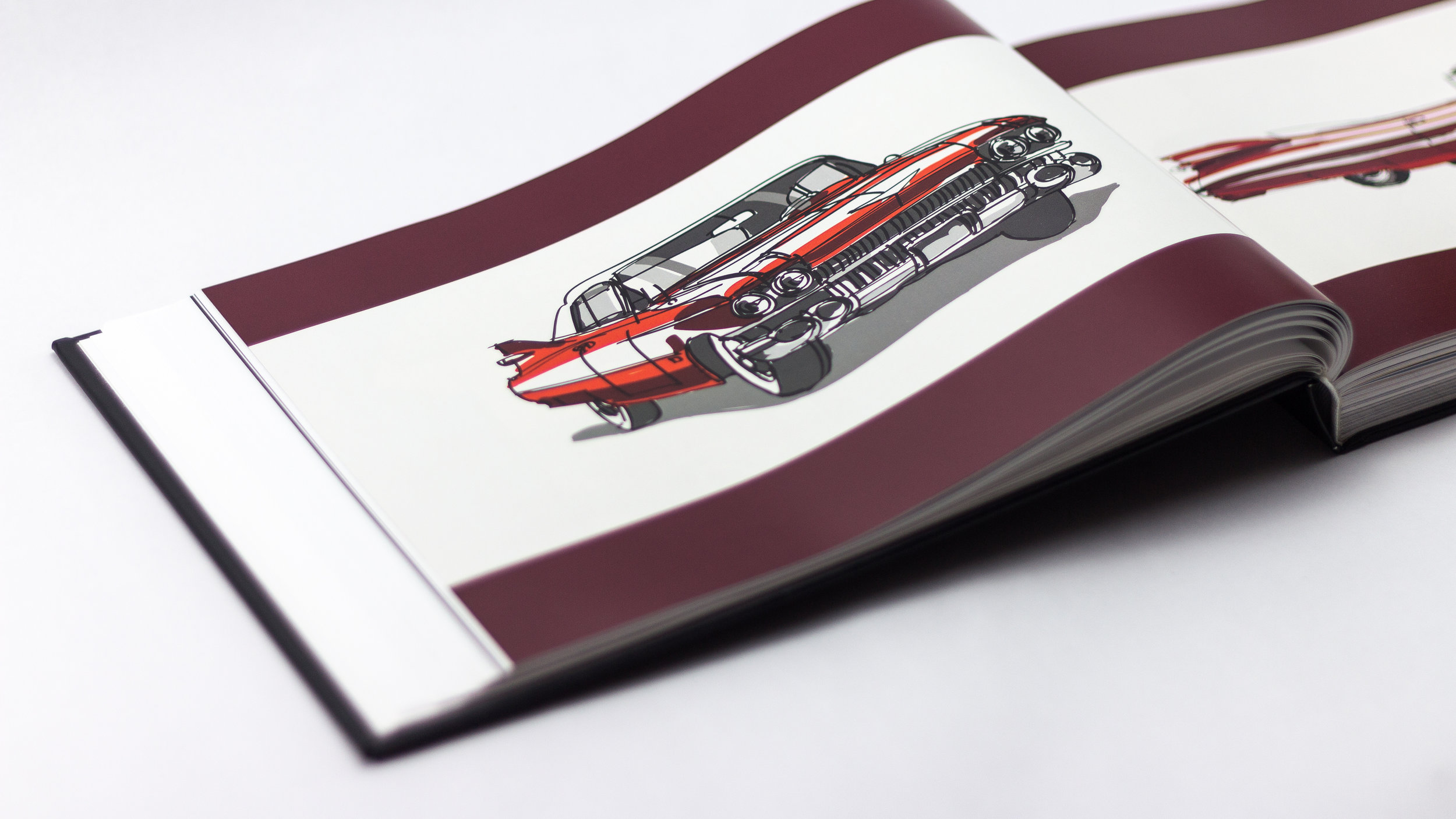 Bisiged ROUTE 66 Style Guide Artworks