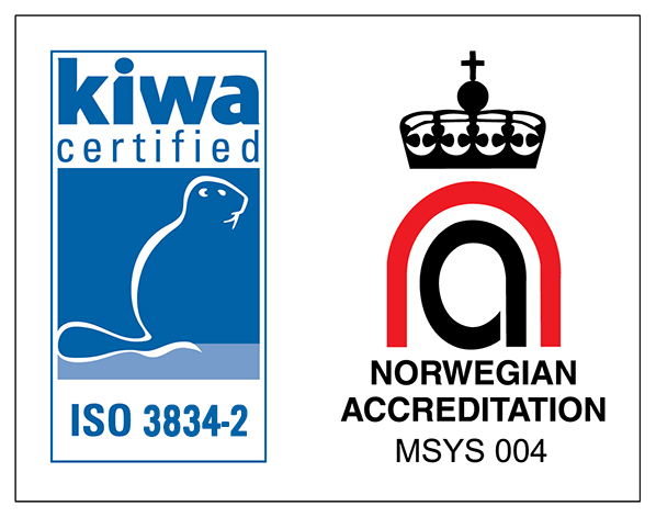 NS-EN ISO 3834-2