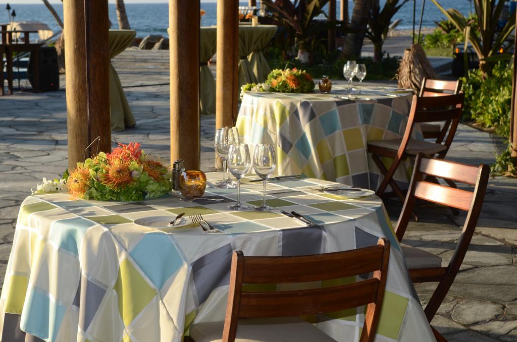 Four Seasons Hualalai for Corporate dinner