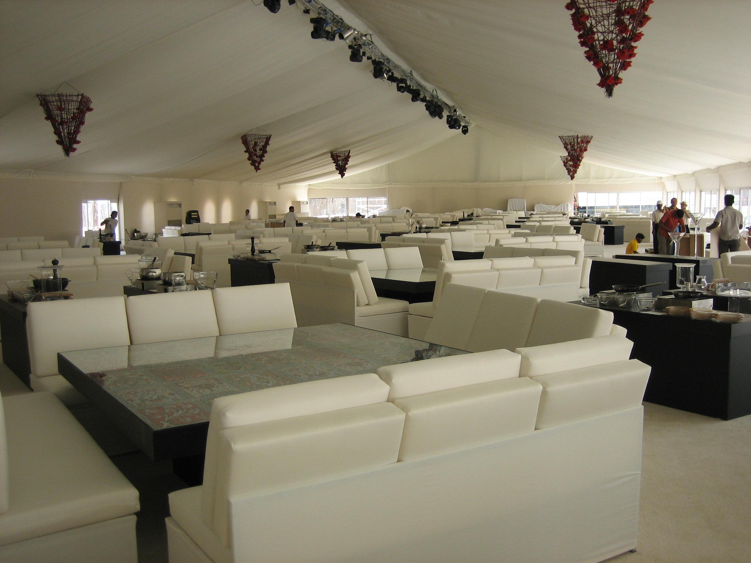 Dubai Desert Corporate Event