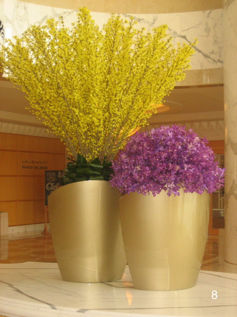 Lobby Grand Hyatt Dubai
