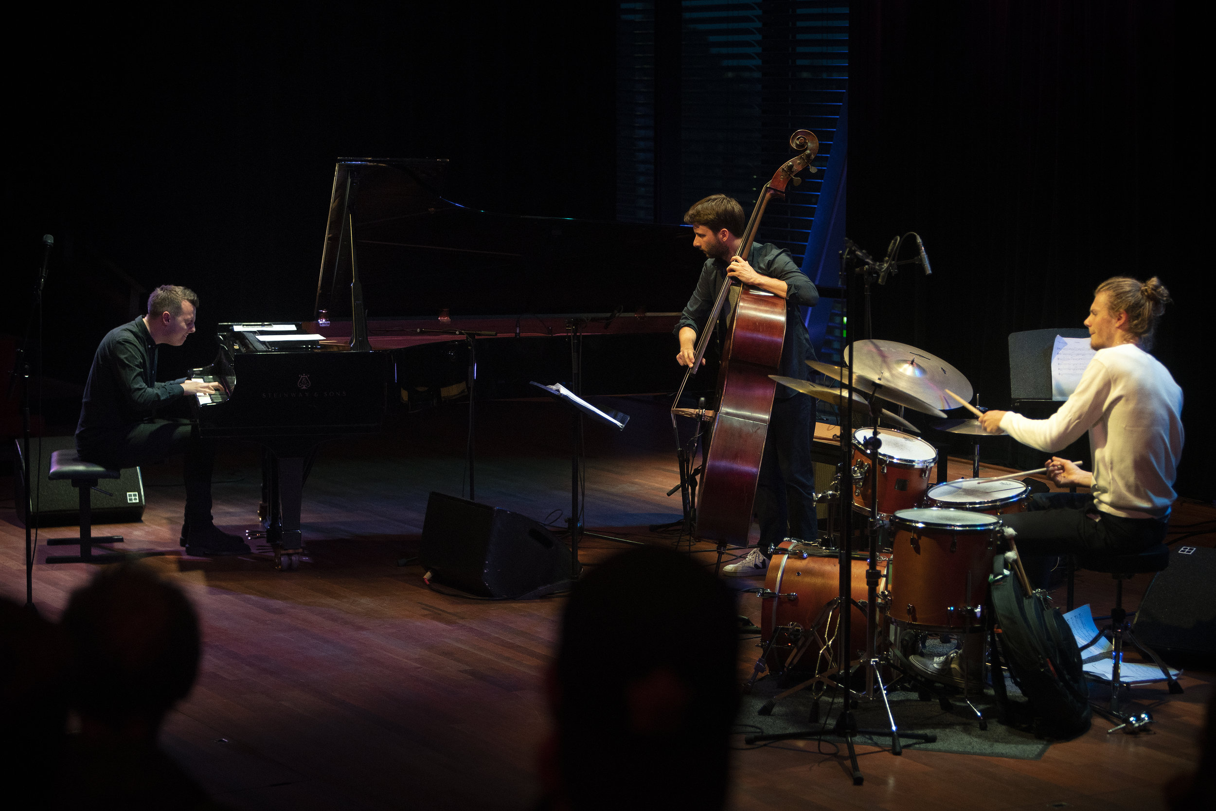 photo by Govert Driessen taken at the Bimhuis