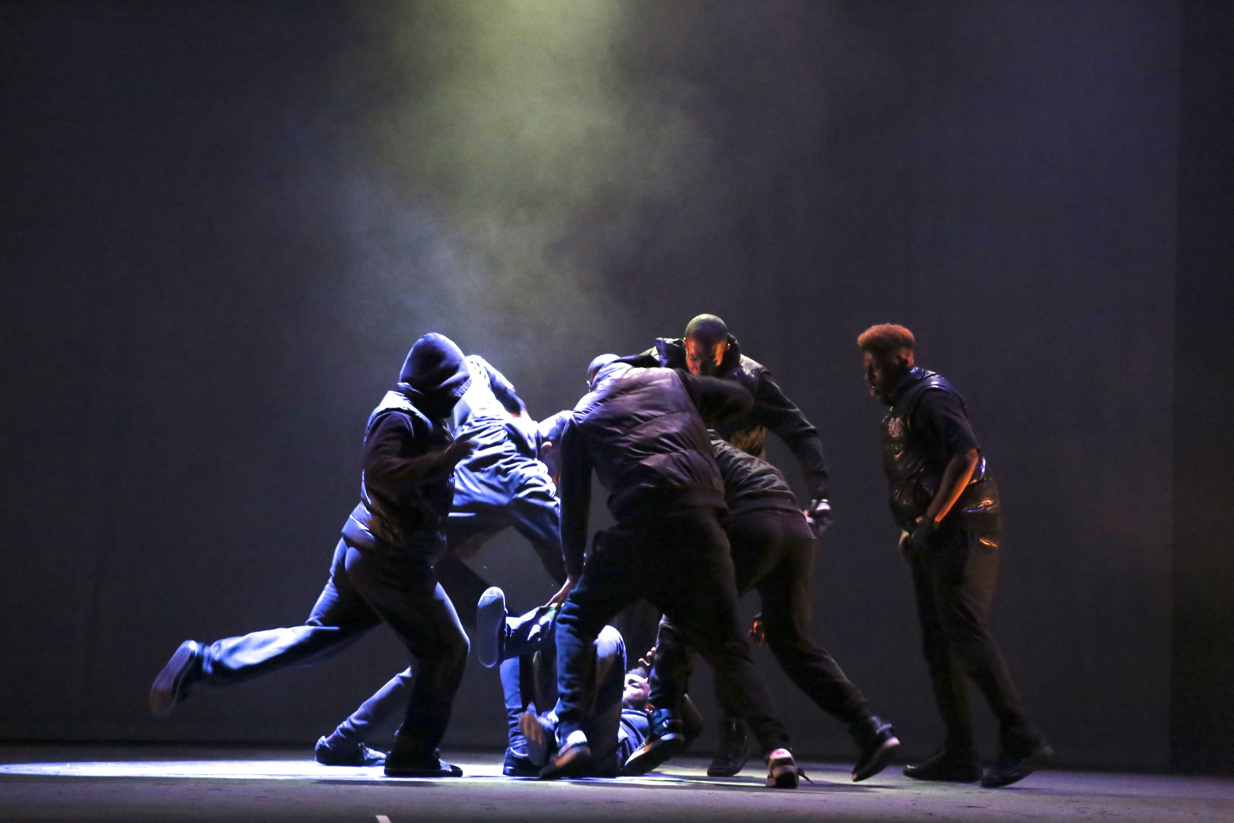 "Platinum Performing Arts, ""DPMO"" - Hackney Empire, 2014"