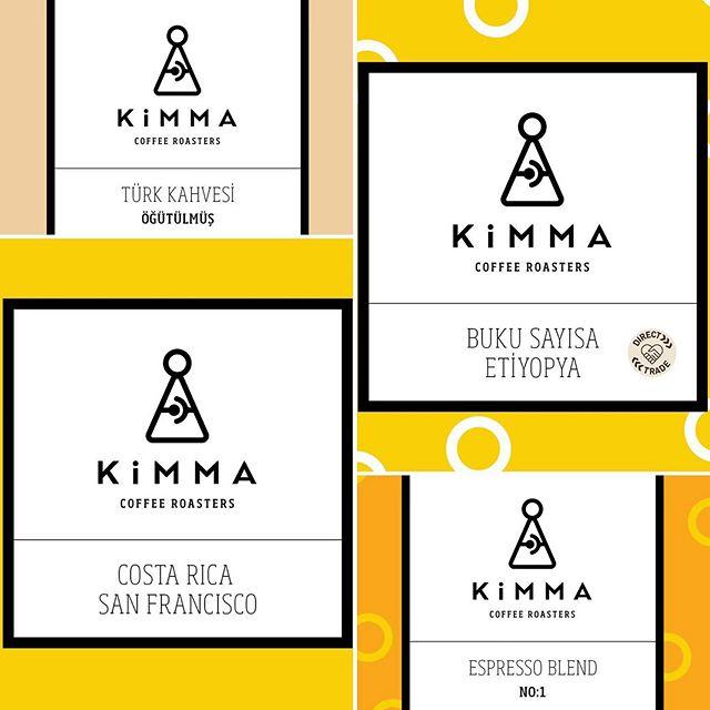 Bu haftaya özel harika haberlerimiz var! Artık @kimmacoffee kahvelerine @gurmekahvecicom 'dan da ulaşabilirsiniz 🎉 #kimmacoffee #kahve #specialtycoffee #gurmekahveci