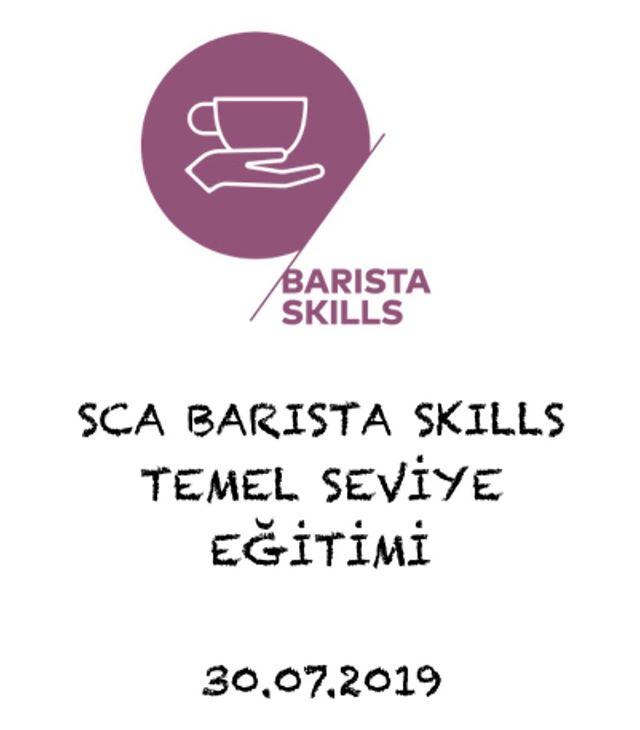 Temmuz ayına sürpriz bir eğitim daha ekliyoruz: SCA sertifikasyonlu Barista Becerileri (Barista Skills) Temel Seviye eğitimi 30.07.2019'da ! Detaylı bilgi için info@kimmacoffee.com ☕️☕️☕️