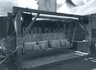 River Island Selfie Swing