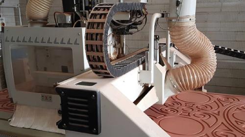 XKX Projects workshop CNC Machine