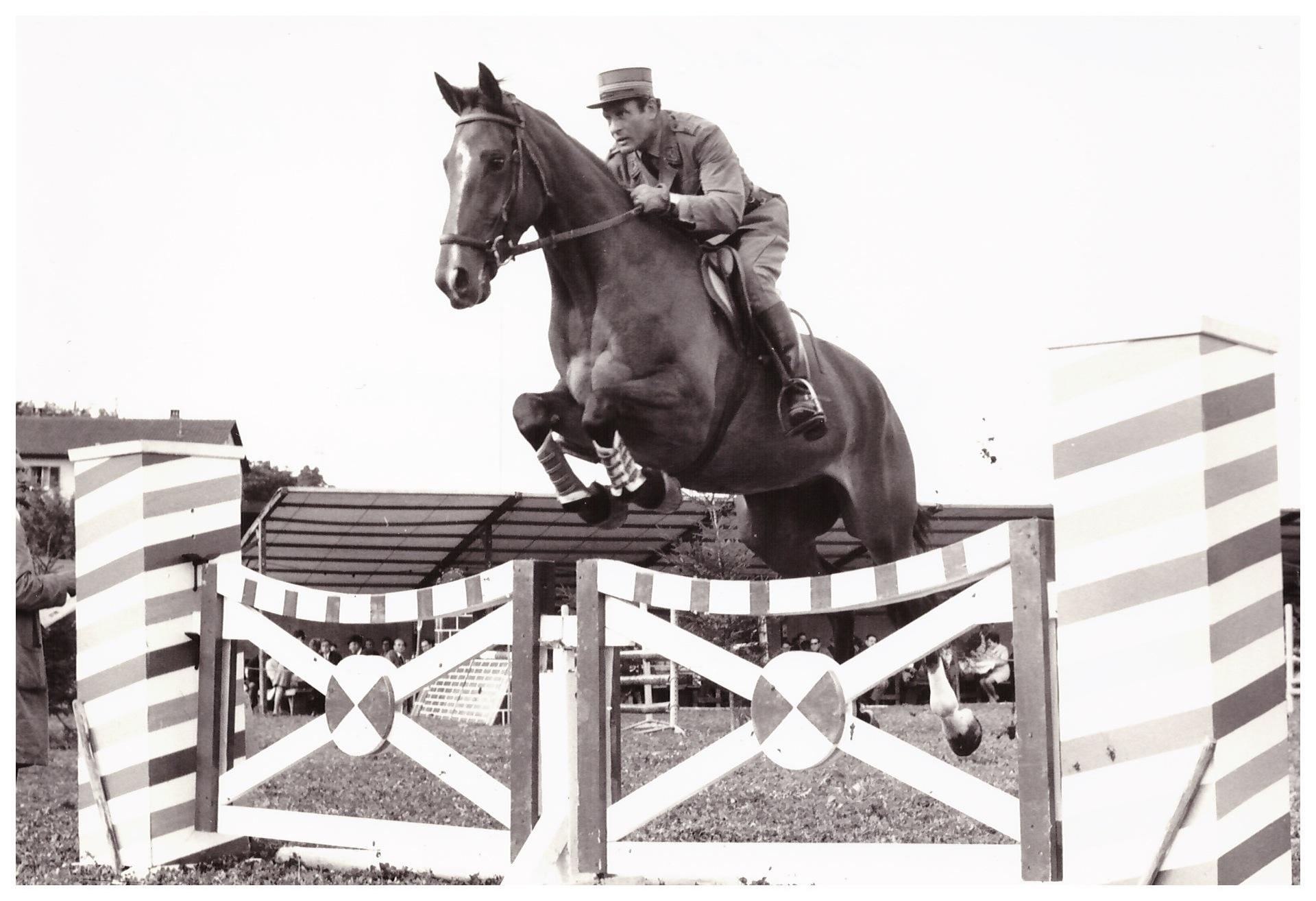 Hans mit Kilcool, Bülach 1969