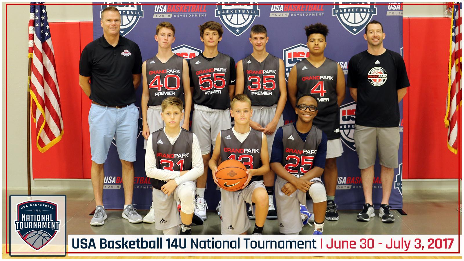 USA Basketball 14U National Tournament