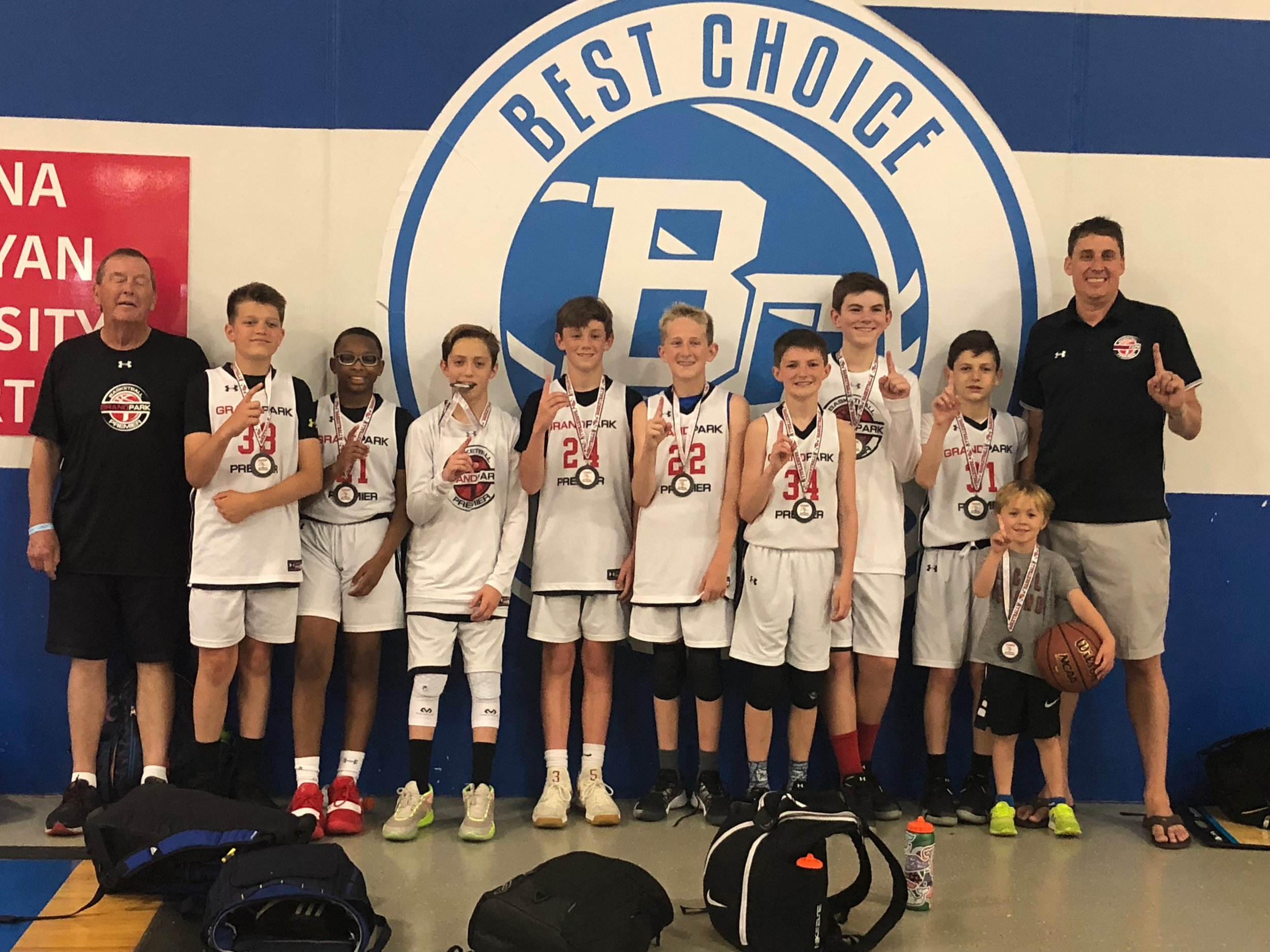 2019 Midwest Hoops Champions