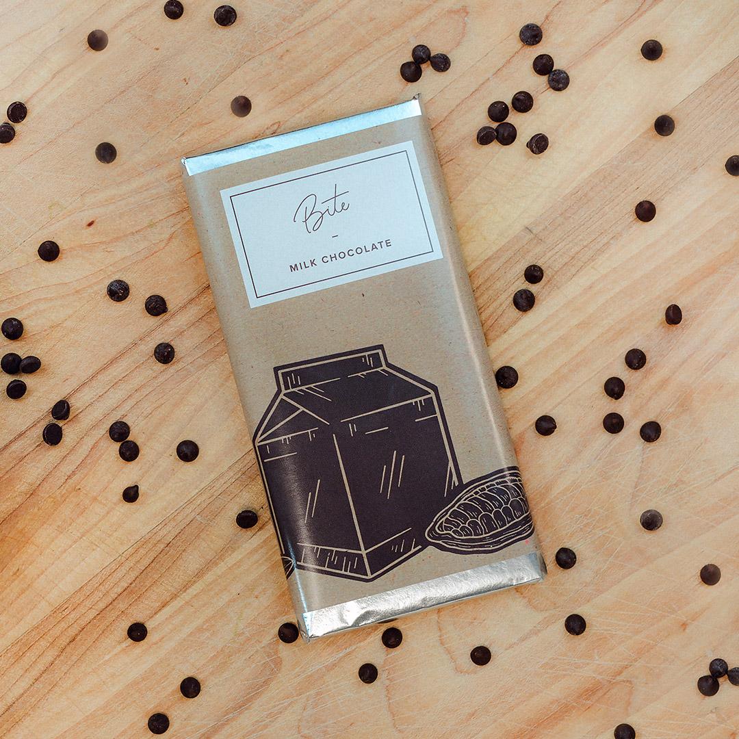 Milk Chocolate $28 / 85MG