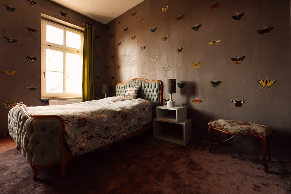 Schmetterling Zimmer
