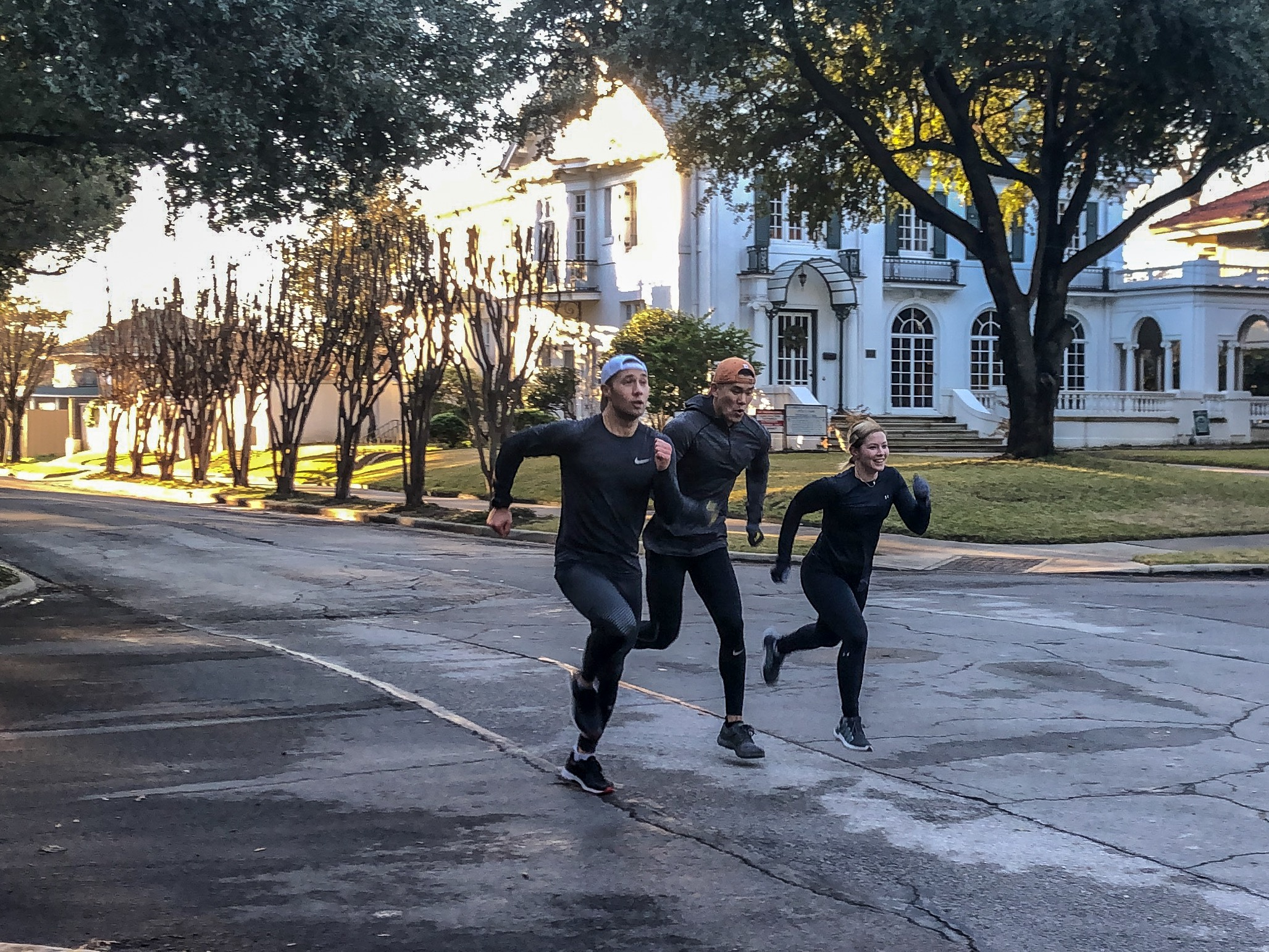 Ultramarathon Training and running is easier with friends!