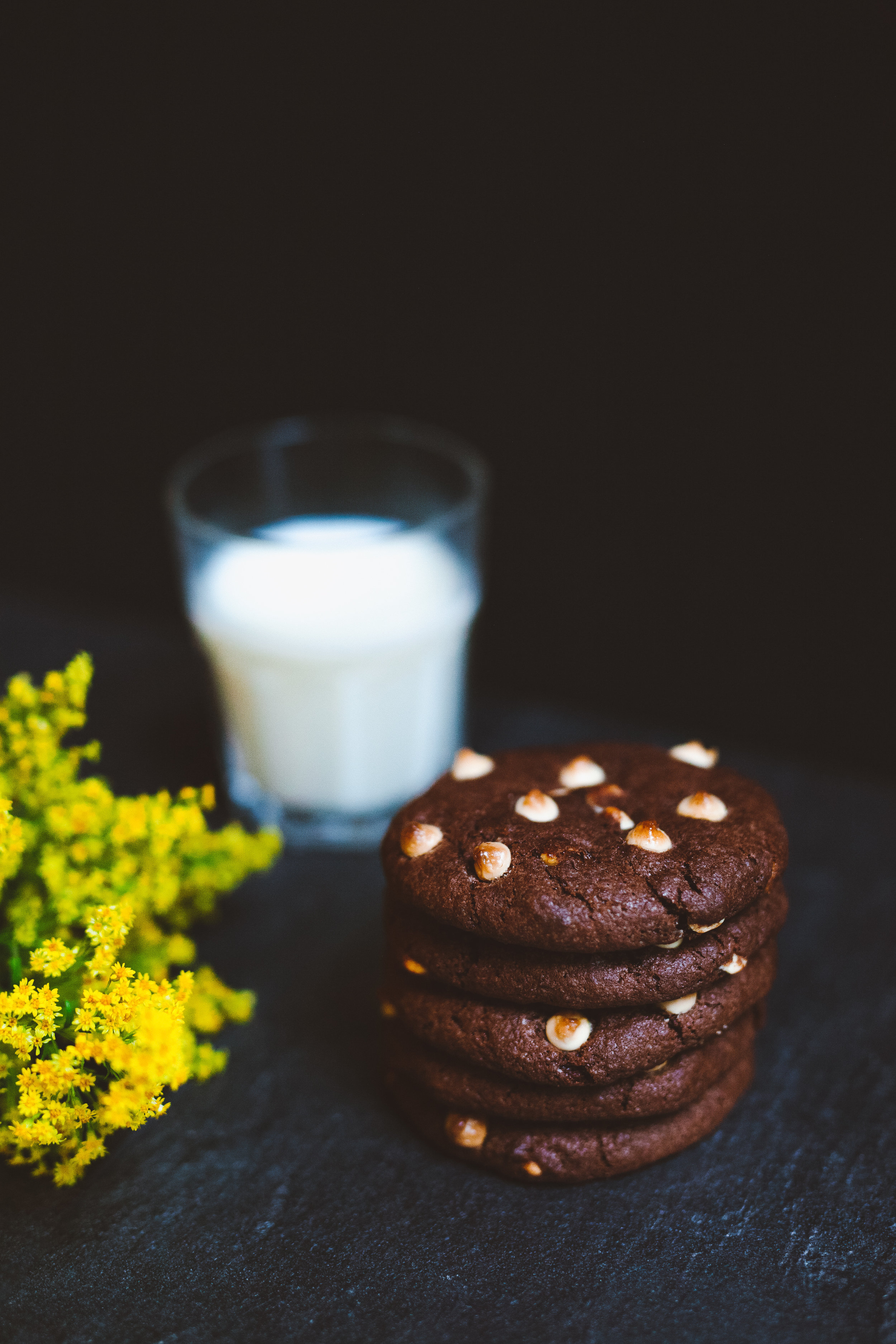 Chocolate Cookies for Syrup Magazine