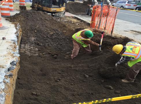 Structure Soil Excavation House #631