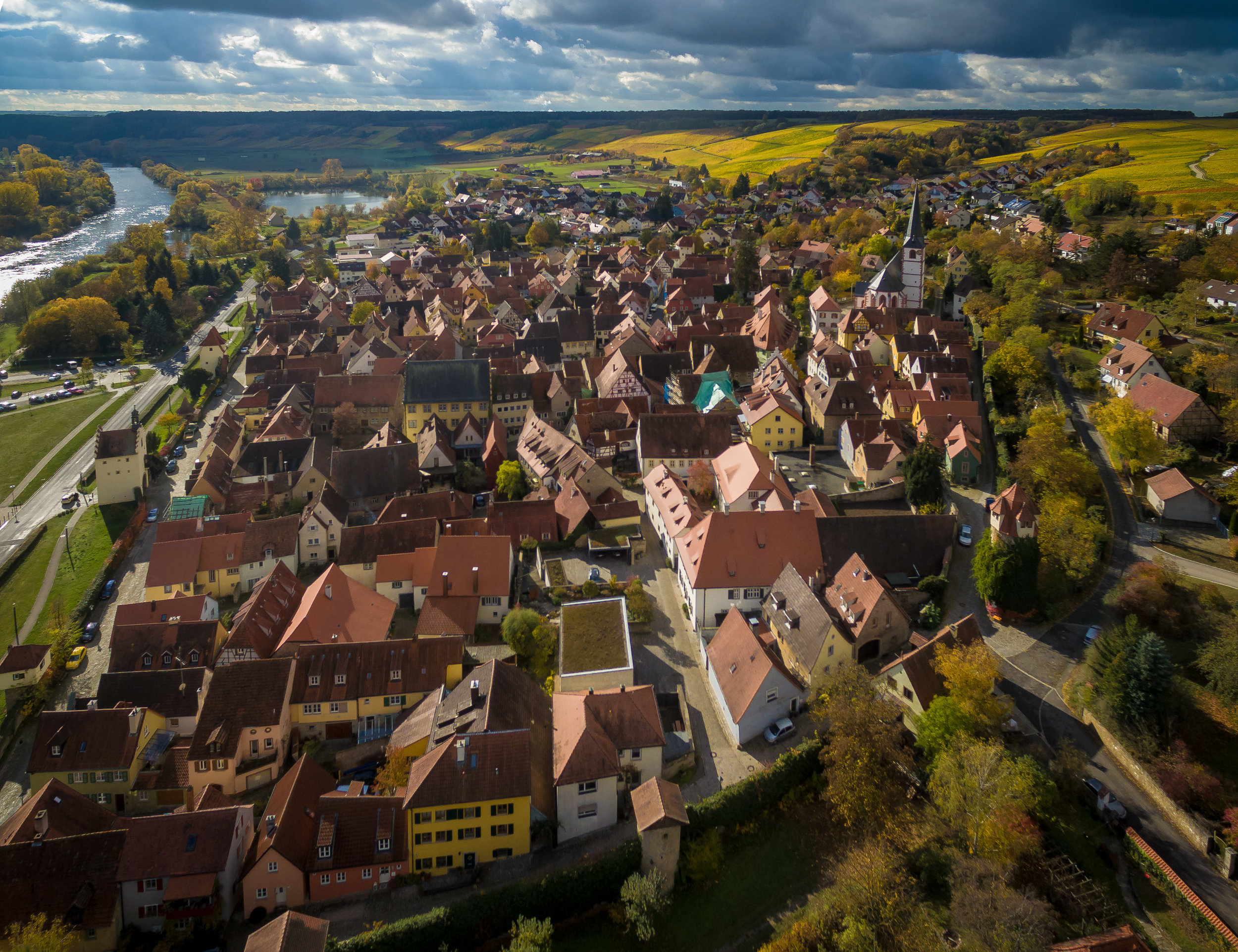 Sulzfeld am Main © Rolf NACHBAR